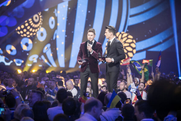 "Организация мероприятия ""VIP-зона Eurovision"""