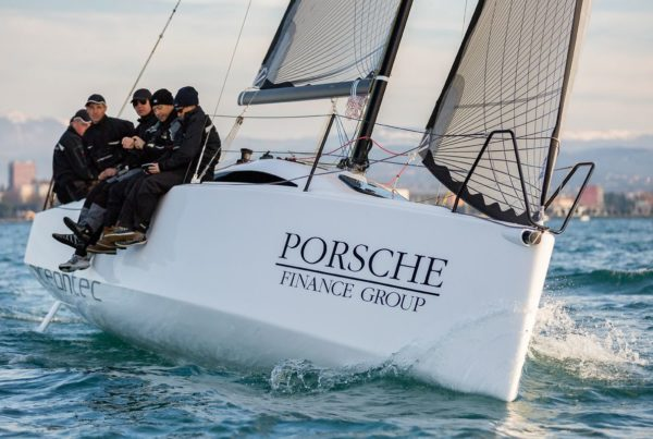 Балтийская регата Porsche Finance Group