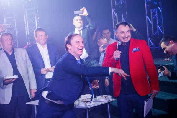 Мероприятие Dell Partner Awards