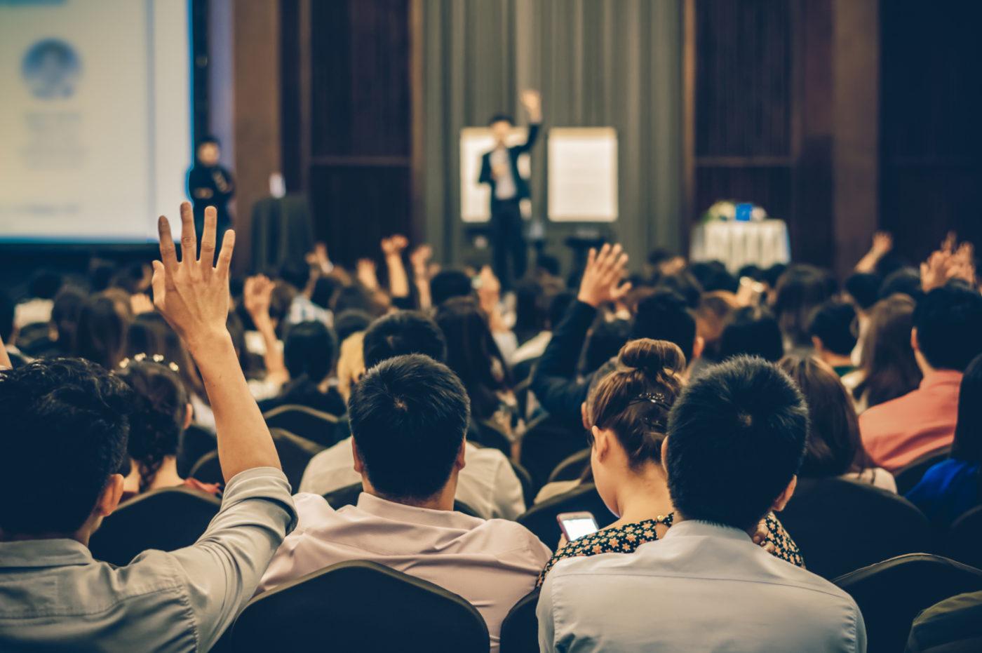 Организация больших мероприятий: что нужно знать клиенту?